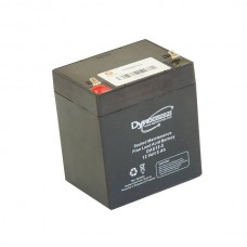 AGM BATTERY 12V 5AH/C20 3.9AH/C5 T1