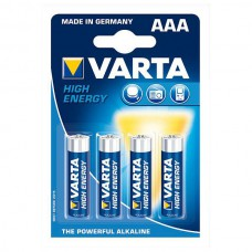 VARTA HIGH ENERGY - 4903 LR03GR AAA BL4