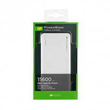 GP POWERBANK LI-ION 3C15A 15600MAH WIT